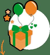 Globus Babyclub Geschenk
