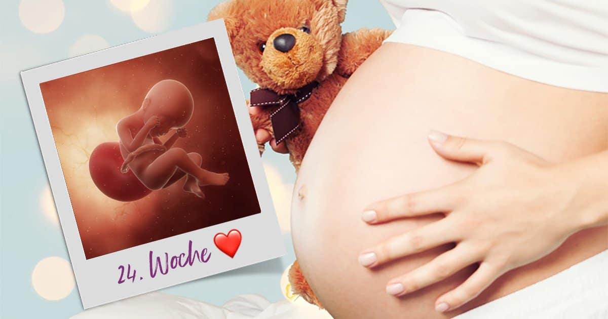 24. SSW (Schwangerschaftswoche)