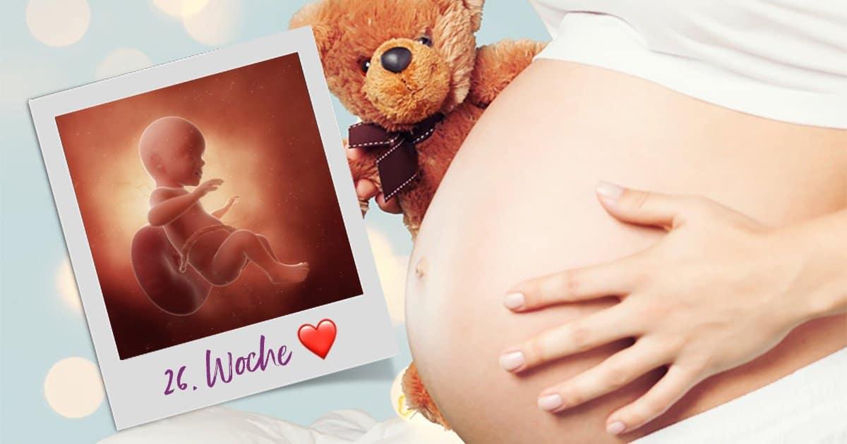 26. SSW (Schwangerschaftswoche)