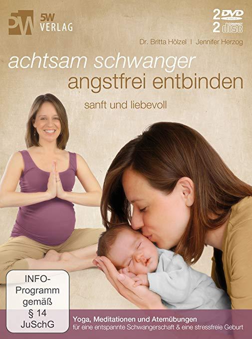 DVD: achtsam schwanger