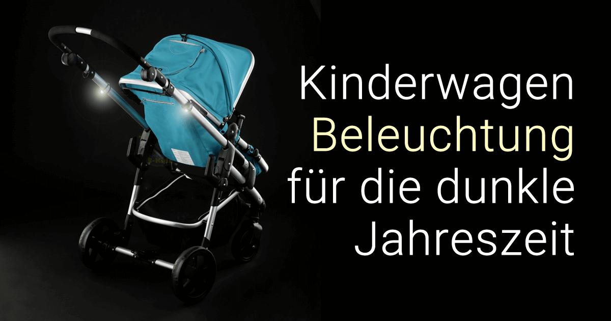 Kinderwagen Beleuchtung