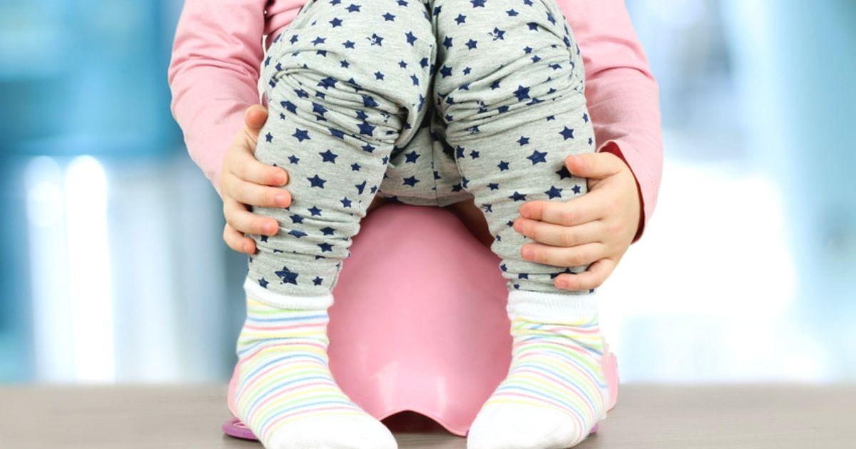 Blasenentzündung bei Babys und Kleinkindern