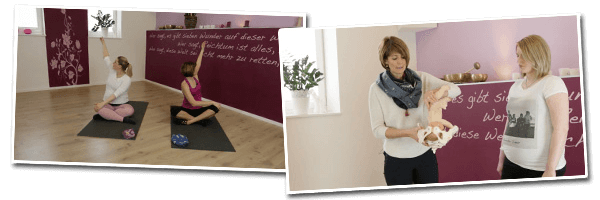 Geburtsvorbereitungskurs bei Nadine Beermann