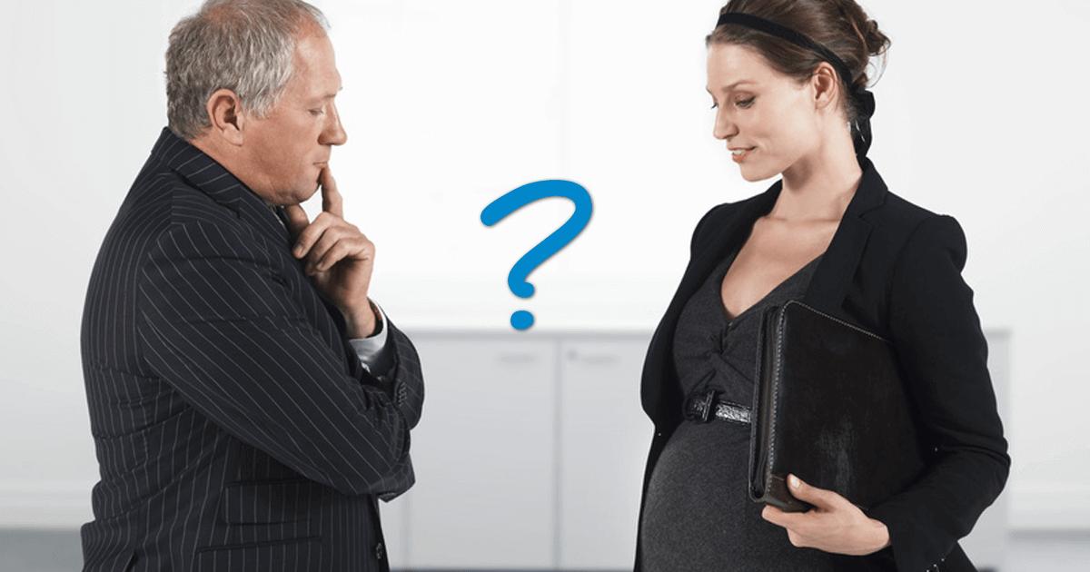 ᐅ Wann Soll Ich Meinen Arbeitgeber über Die Schwangerschaft