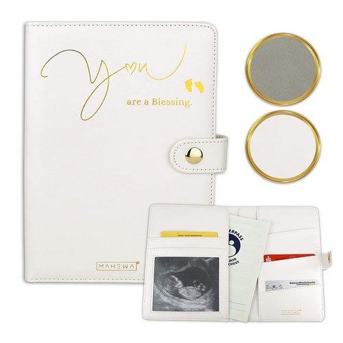 Mutterpasshülle von MAHEWA bei Amazon für 24,95€