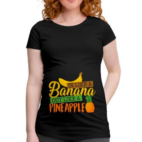 "Shirt ""In like a Banana..."""