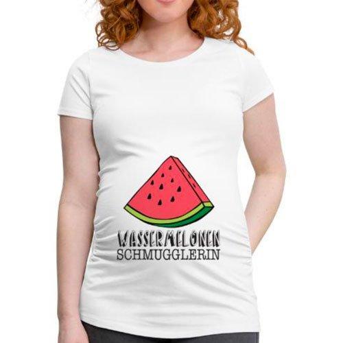 "Shirt ""Wassermelonen Schmugglerin"""