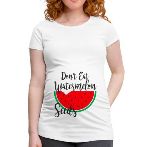 "Shirt ""Don't Eat Watermelon Seeds"""