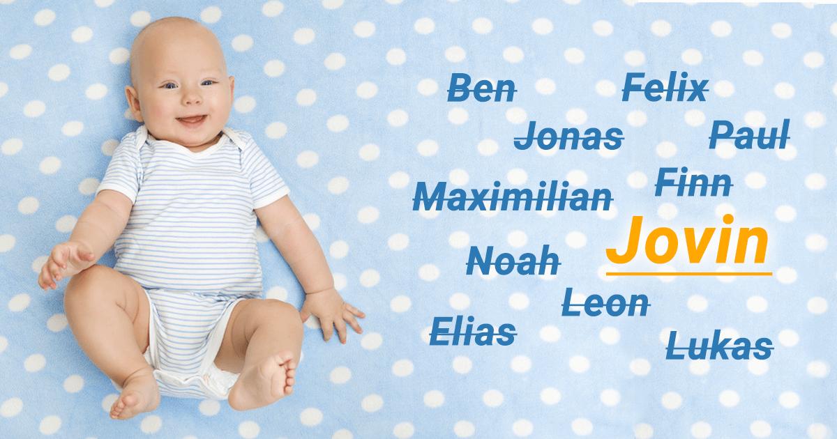 seltene Jungennamen