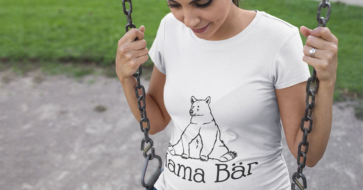Coole Schwangerschafts-Shirts