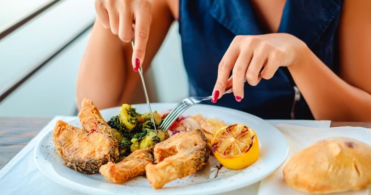 Fisch in der Schwangerschaft: Was dürfen Schwangere essen?