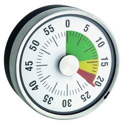 TimeTex Ampeluhr zeigt Wartezeit in verschiedenen Farben