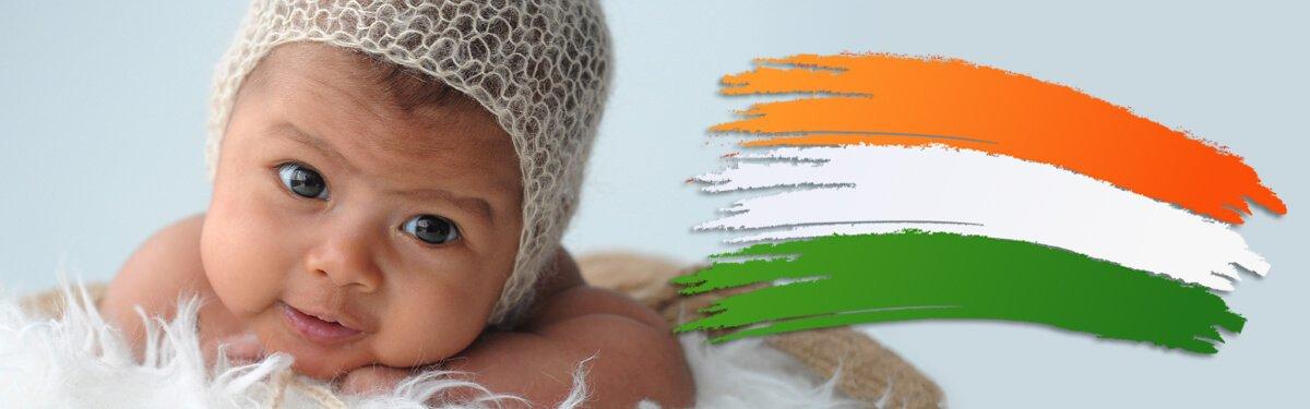 Indische Mädchennamen: Die schönsten Vornamen für Mädchen aus Indien