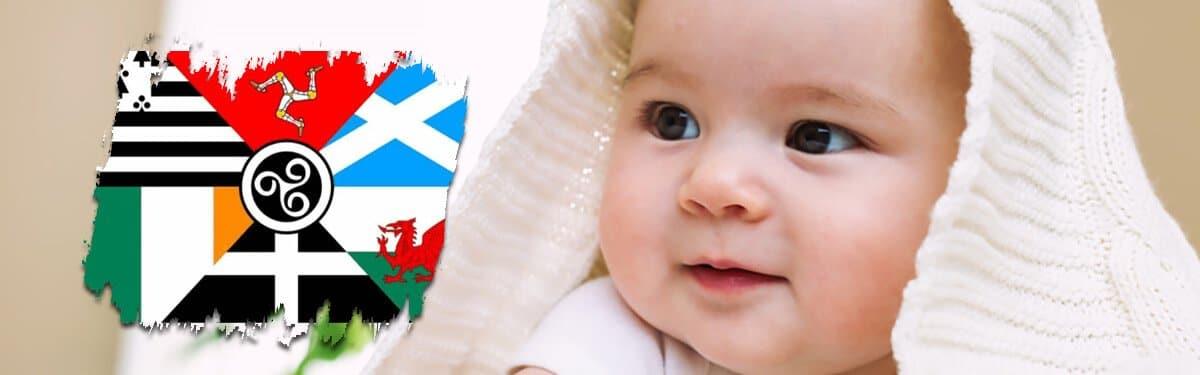 Keltische Jungennamen: Keltische Vornamen für Mädchen aus Irland, Schottland, Wales und der Bretagne