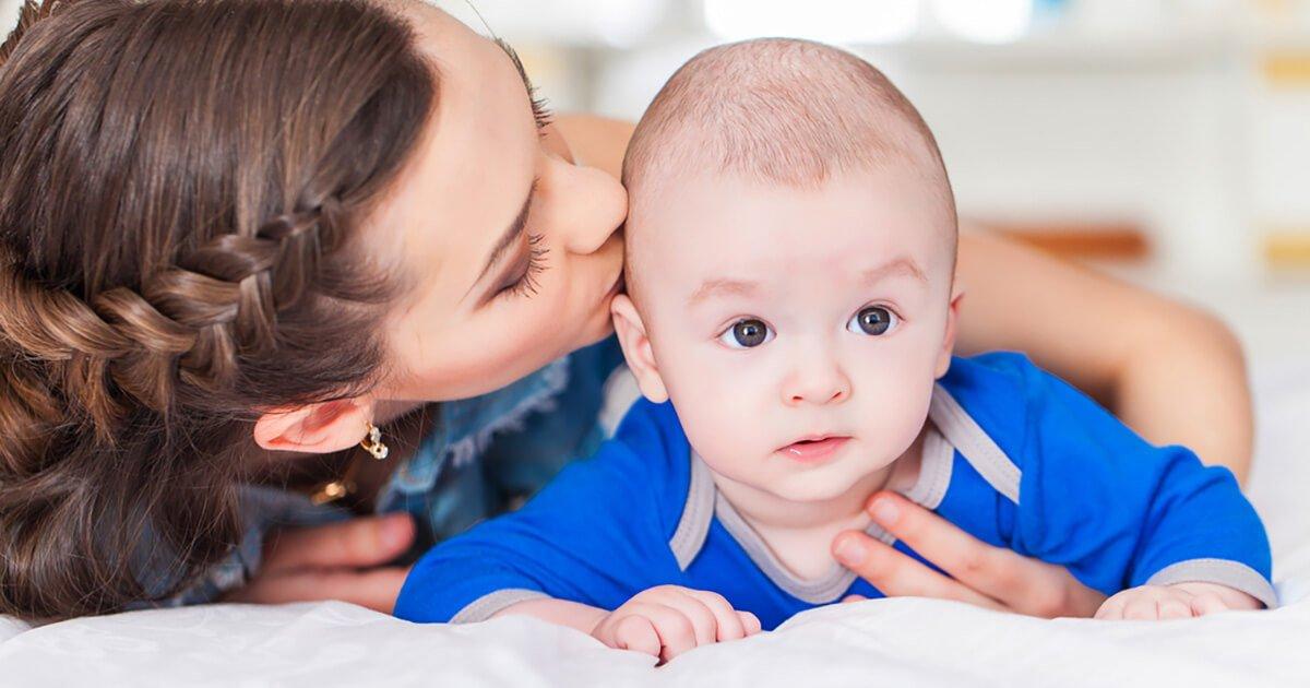 Streit mit schwiegermutter baby