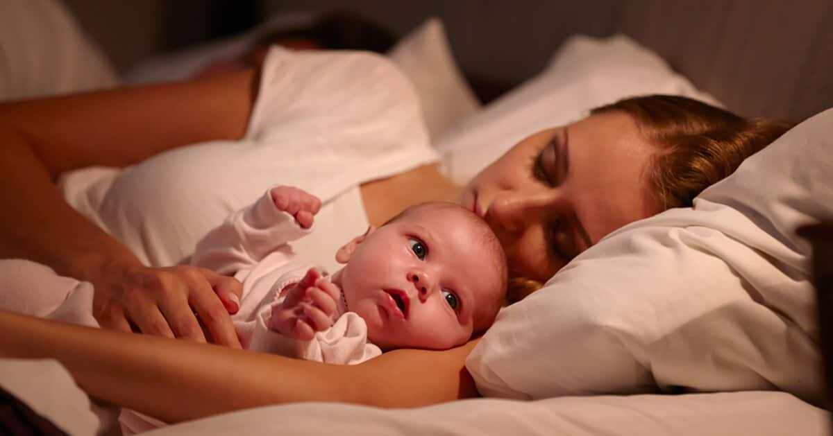 ᐅ Baby 9 Woche So Entwickelt Sich Dein Baby