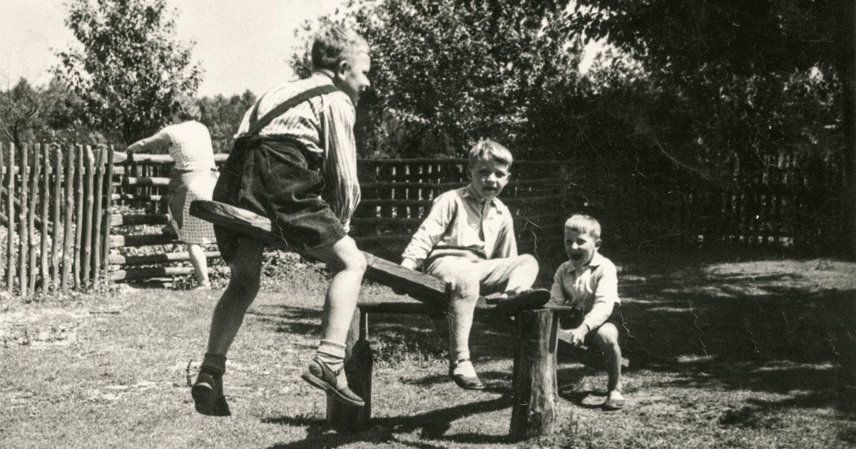 Kindheit früher und heute: War damals alles besser?
