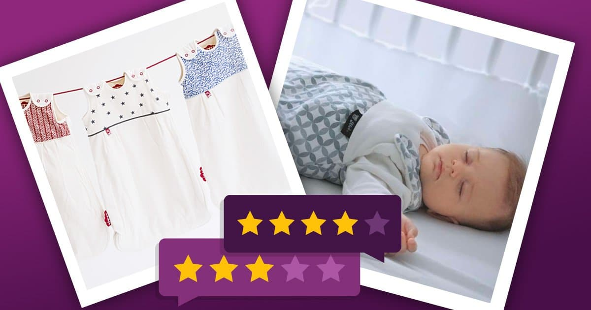 Die besten Babyschlafsäcke im Vergleich