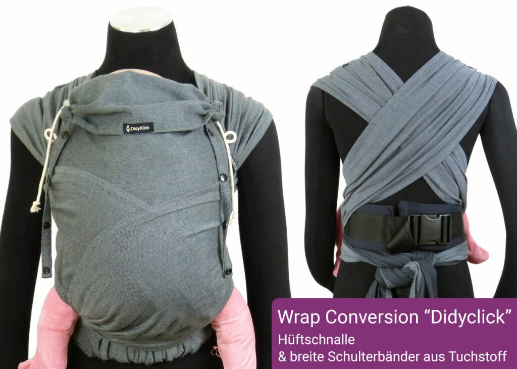 """Wrap Convention """"Didyclick"""""""