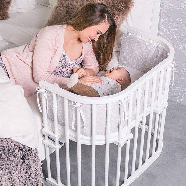 Babybay als Beistellbett
