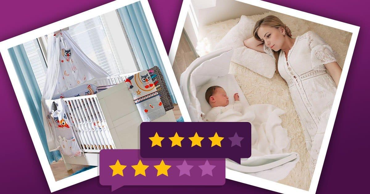 Die besten Babybetten im Vergleich