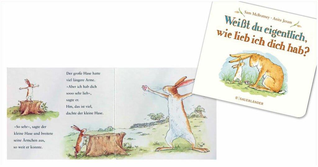 Geschenk zum 1. Geburtstag: Kleinkindbuch