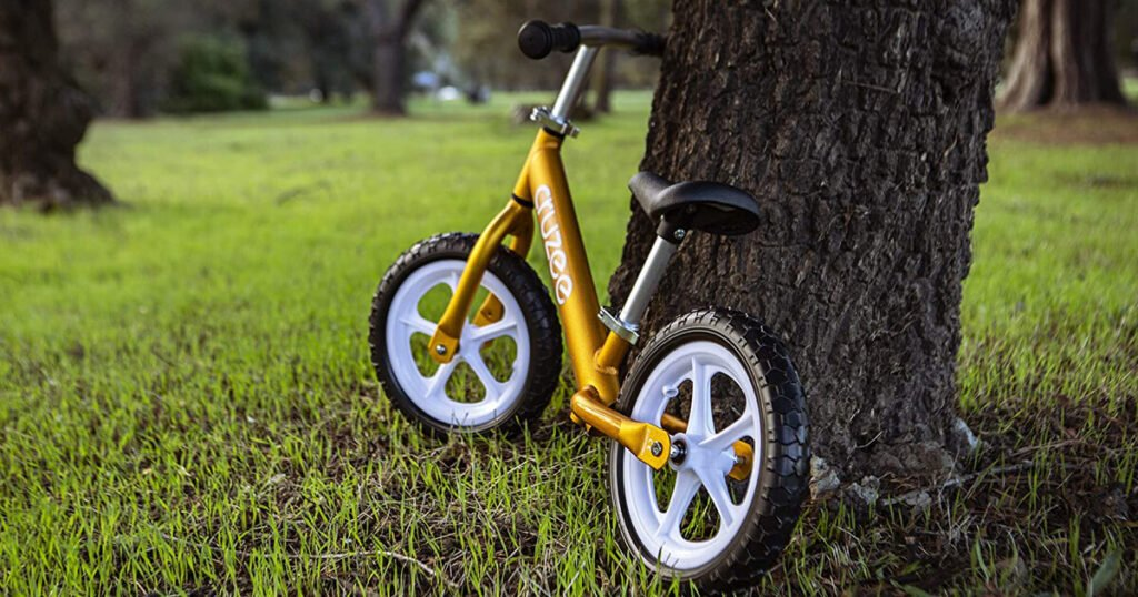 Geschenk für 2-Jährige: Laufrad