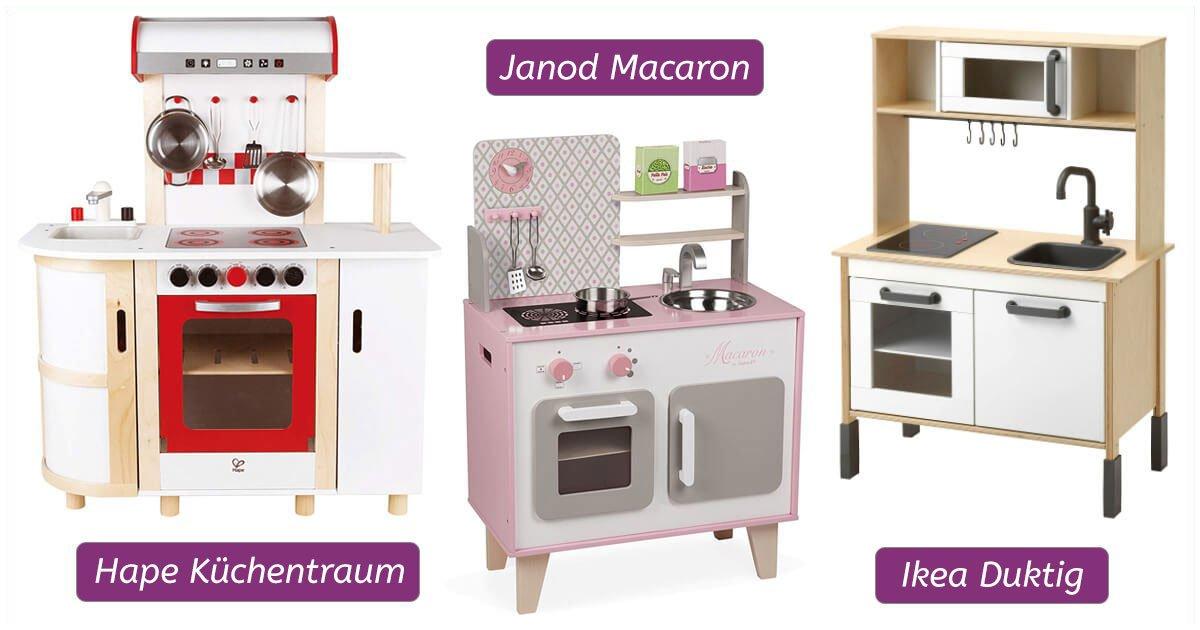 Geschenk für 2-Jährige: Kinderküche