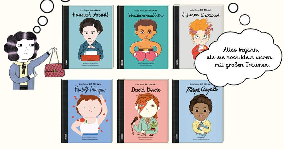 Geschenke für 3-Jährige: Kinderbücher