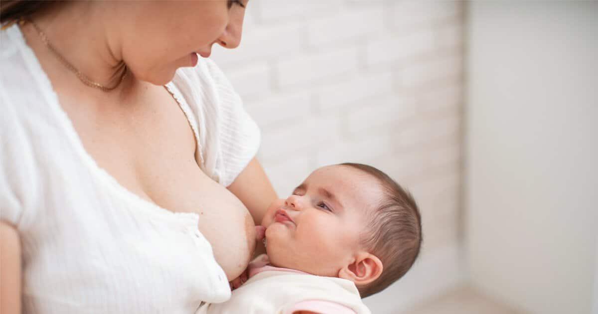 Saugverwirrung: Baby lehnt die Brust ab und kann nicht effektiv trinken