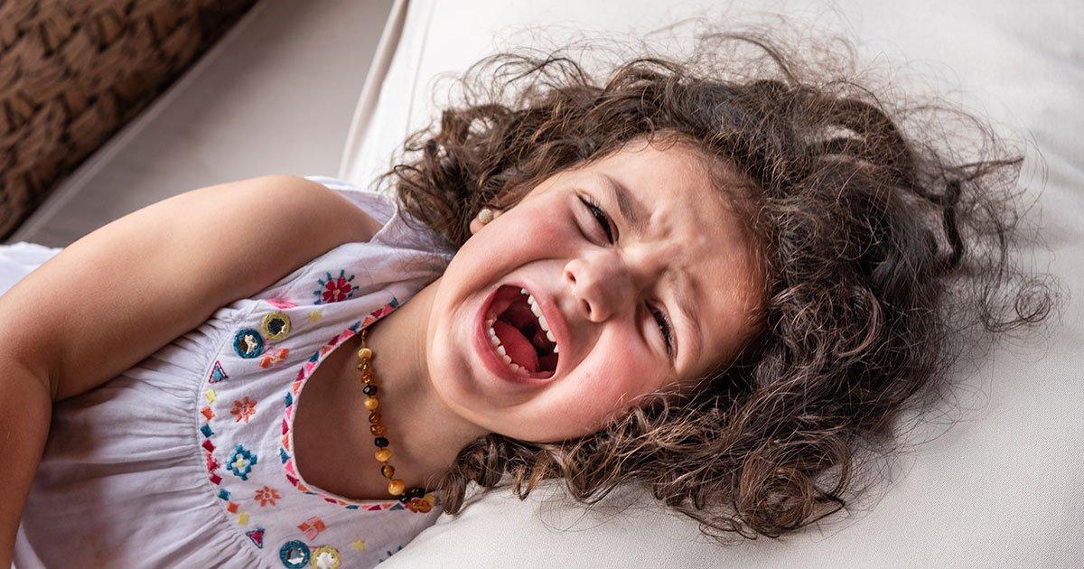 Die Trotzphase beim Kind