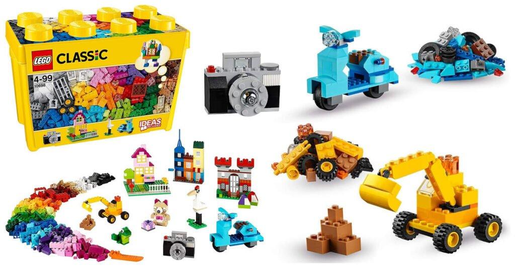 Lego Grundbausteine Creativbox