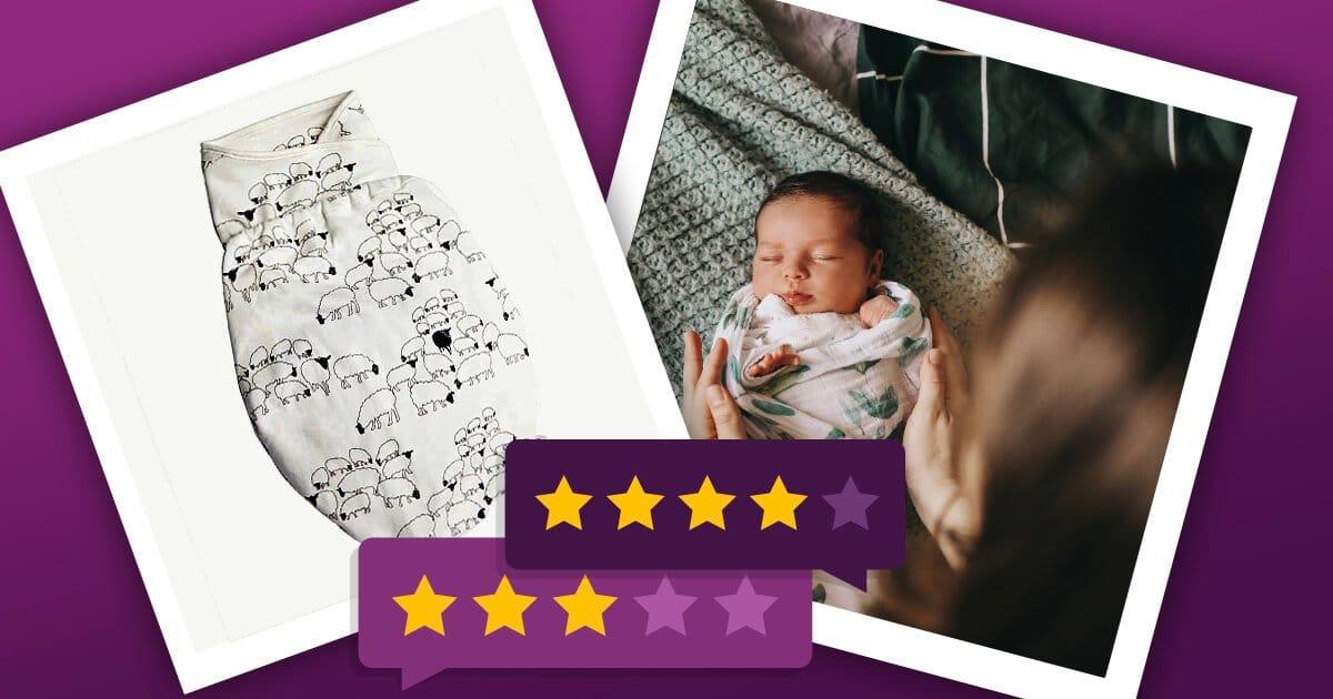 Pucksack und gepucktes Baby: die besten Pucksäcke für guten Schlaf