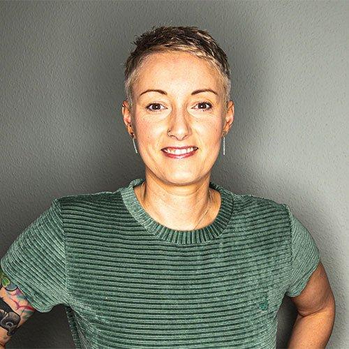 Janett Scheck, Pädagogin