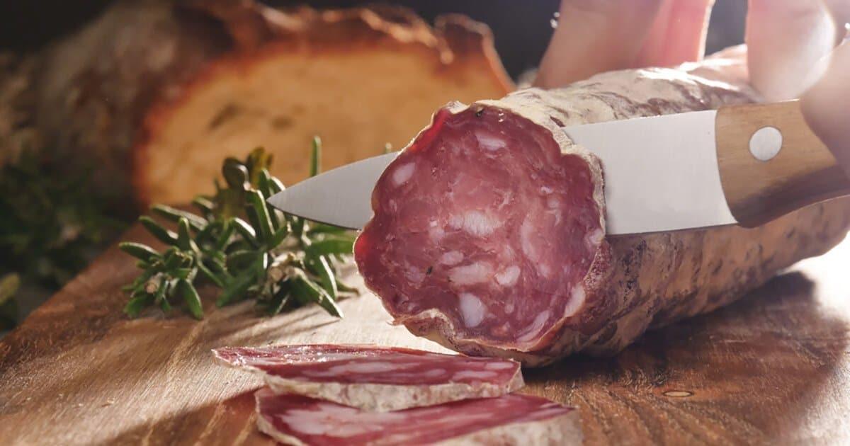 salami in der Schwangerschaft