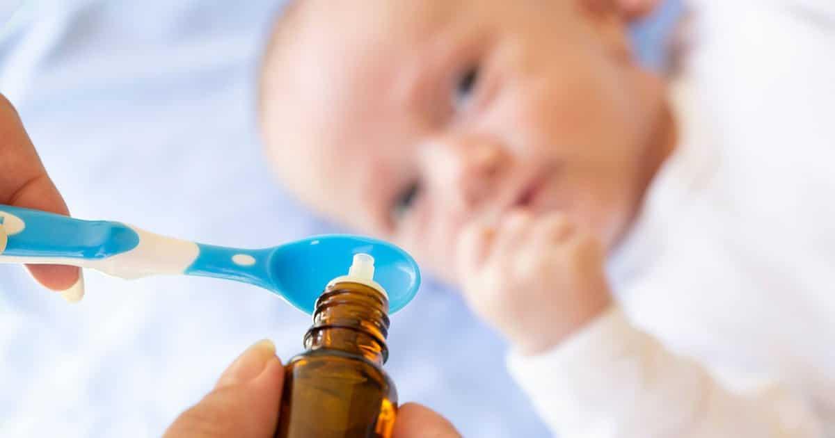 Vitamin-D für Babys