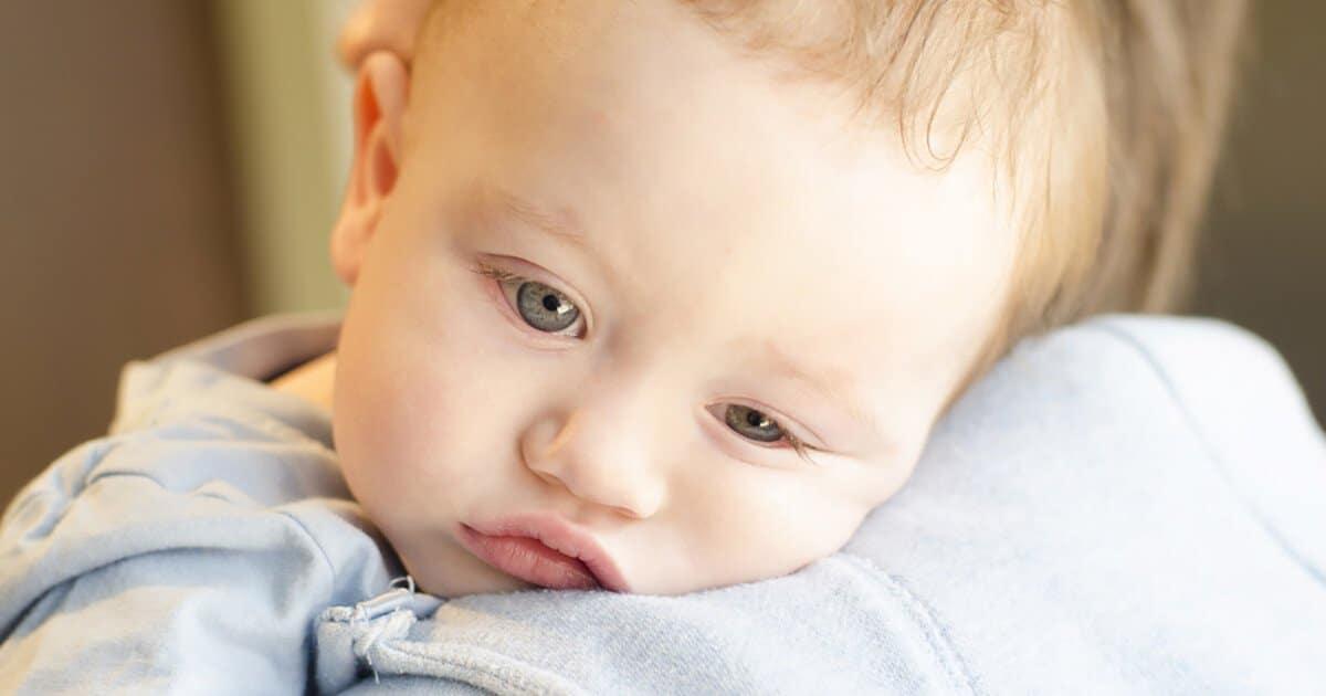 meningitis bei Babys und Kleinkindern