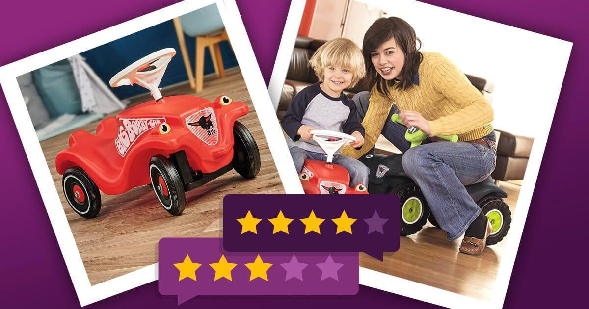 Bobby Car: Welches ist das richtige Modell für dich und dein Kleinkind?