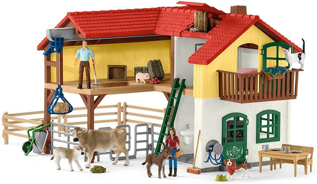 Schleich Bauernhaus, Farmworld Serie