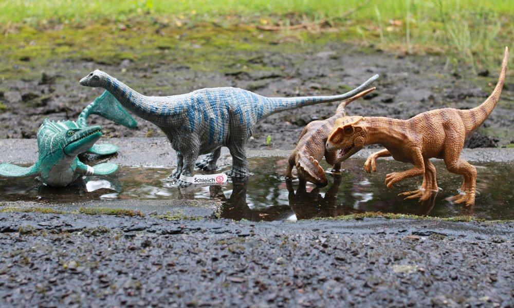 Schleich Dinosaurier