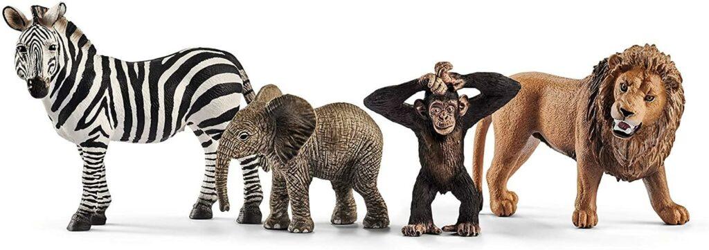 Set Wildtiere