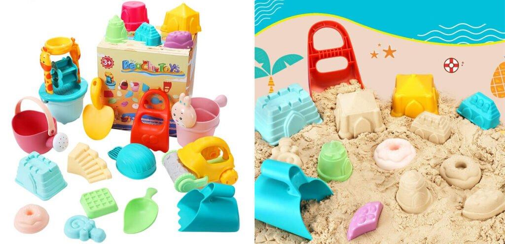 joylink Sandspielzeug mit Sandmühle