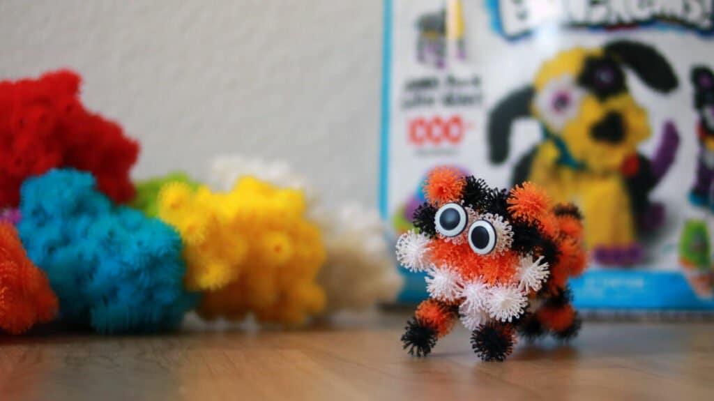 Bunchems: Klettbällchen Konstruktionsspielzeug für Kinder