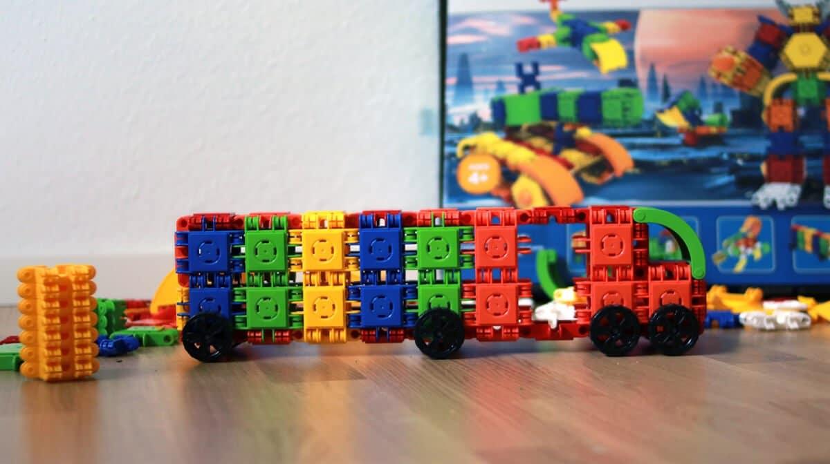 Clickformers Konstruktionsspielzeug
