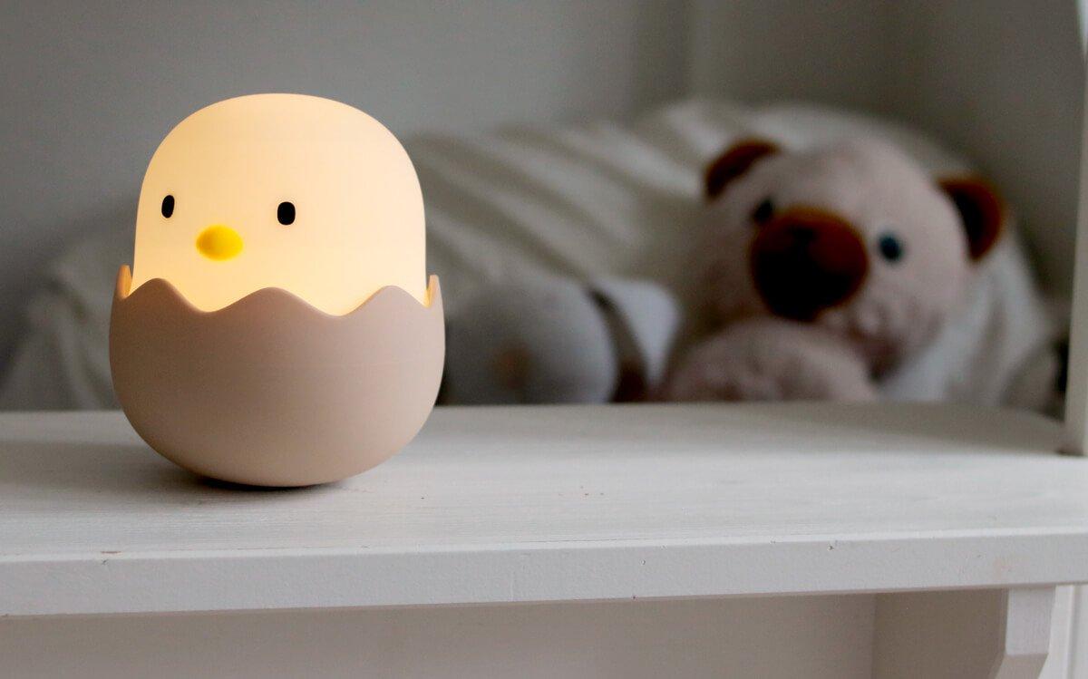 Eggy Egg Nachtlicht für Kinder und Babys