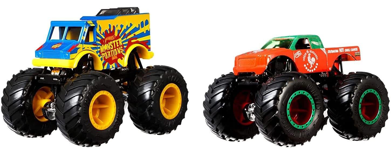 Hot Wheels Monstertrucks