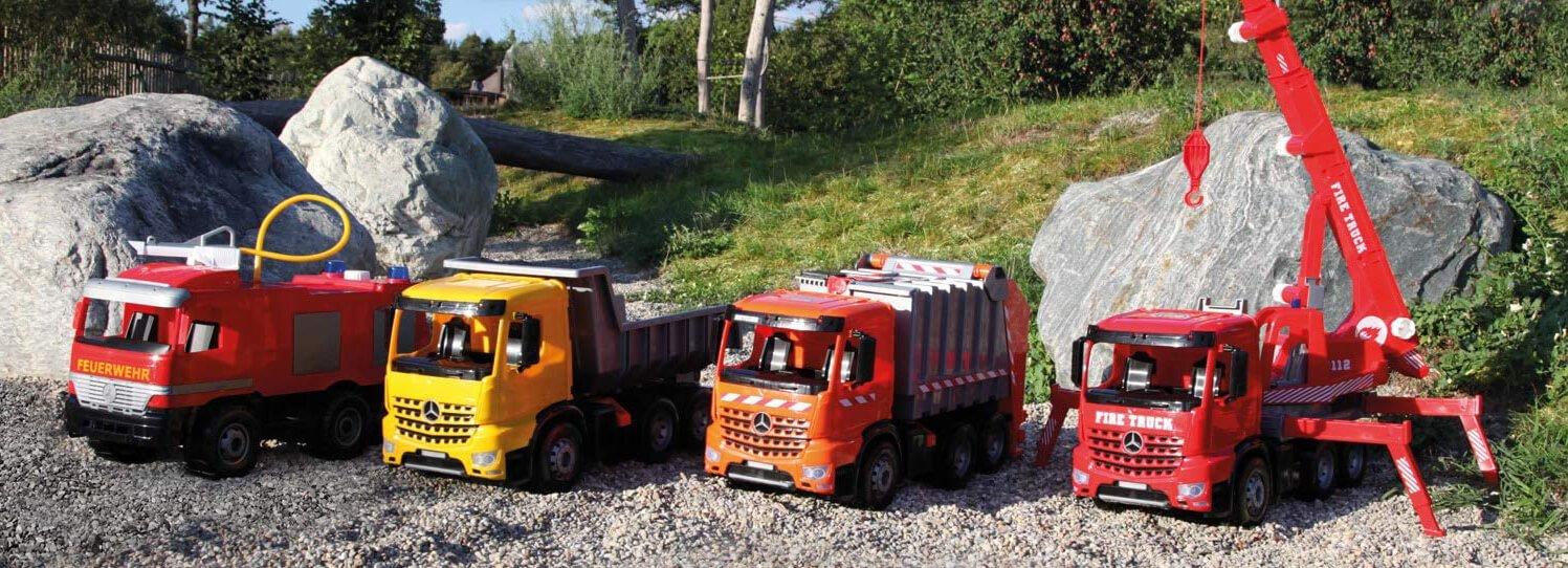Lena Giga Trucks