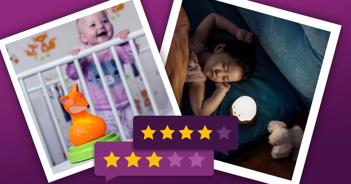 Nachtlichter für Babys und Kinder