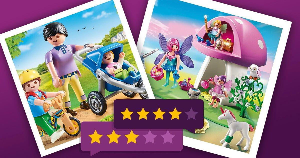 Mädchen Playmobil: Mehr als Prinzessinnen und Einhörner, tolle Sets für Mädchen