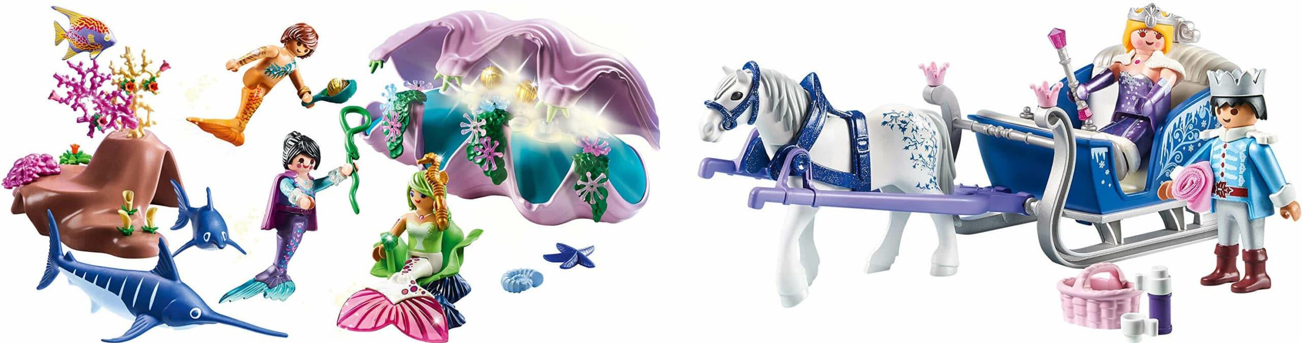 Playmobil Magic: Magische Spielwelten für Mädchen